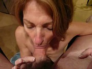 Fucking and sucking with the neighbor's wife.