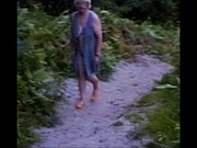 Mature Amy from East Anglia Naked in the Woods