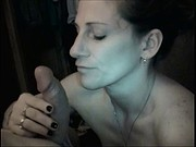 43 Year Old Jennifer's Homemade Blowjob