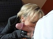 Mature Head #29 (Services a customer at the Blowjob Motel)