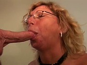 Mature Head #28 (Cheaper rent by letting her have Her Ways)