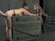 Matures Dom and young slave (1on3) OtO