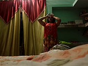 Indian Aunty megha rani topless videos.