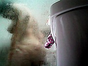 again.... my beatifull granny mother in law in the shower 1