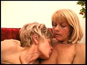 Two matures lesbians
