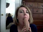 Hot MILF Amazing Blowjob