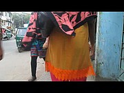 Bangladeshi walking booty