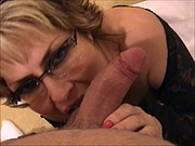 Hot Milf Hot Blow Job