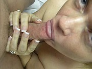 Wife on oral sex tape