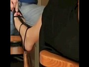 Arab Girl Beautiful hot and Foot Massage amazing hot foot