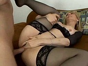 Mature Nina Hartley Gets Fucked