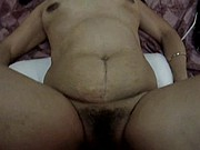 CHUBBY MATURE FILIPINA LADY GETTING FUCKED ANAL