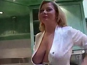 Stepmother Robe Tits Tease - Ameman