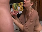 Mom Needs to Eat...Huge Cumshot (Camaster)