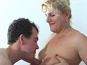 Anal Blonde Mature Russian