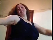Hot Egyptian Bbw Milf Sexy Dance 1