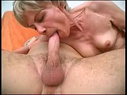 Grandma Loves His Hard Cock